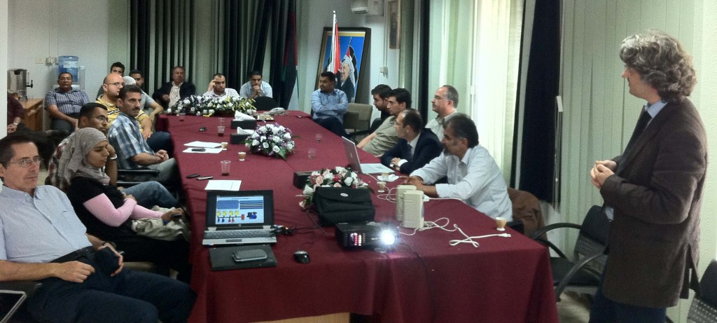 Ministry of Telecommunication conducts a workshop on e-Governance with the participation of Italian e-Government experts