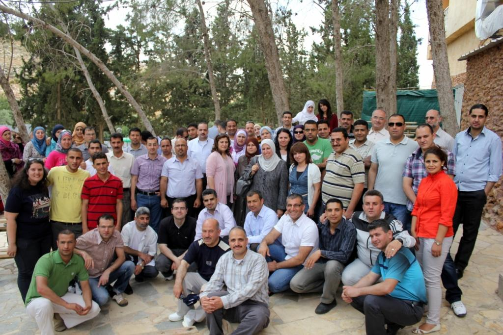 The Palestinian e-Government Academy Organizes a Training Trip to Bethlehem
